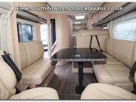 Luxury Motorhome Burster 728G Ixeo - Image #4