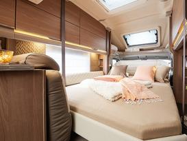 Luxury Motorhome Burster 728G Ixeo - Image #5