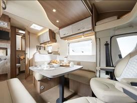 Luxury Motorhome Burster 728G Ixeo - Image #10