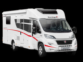 M5 Motorhome Hire - Image #14