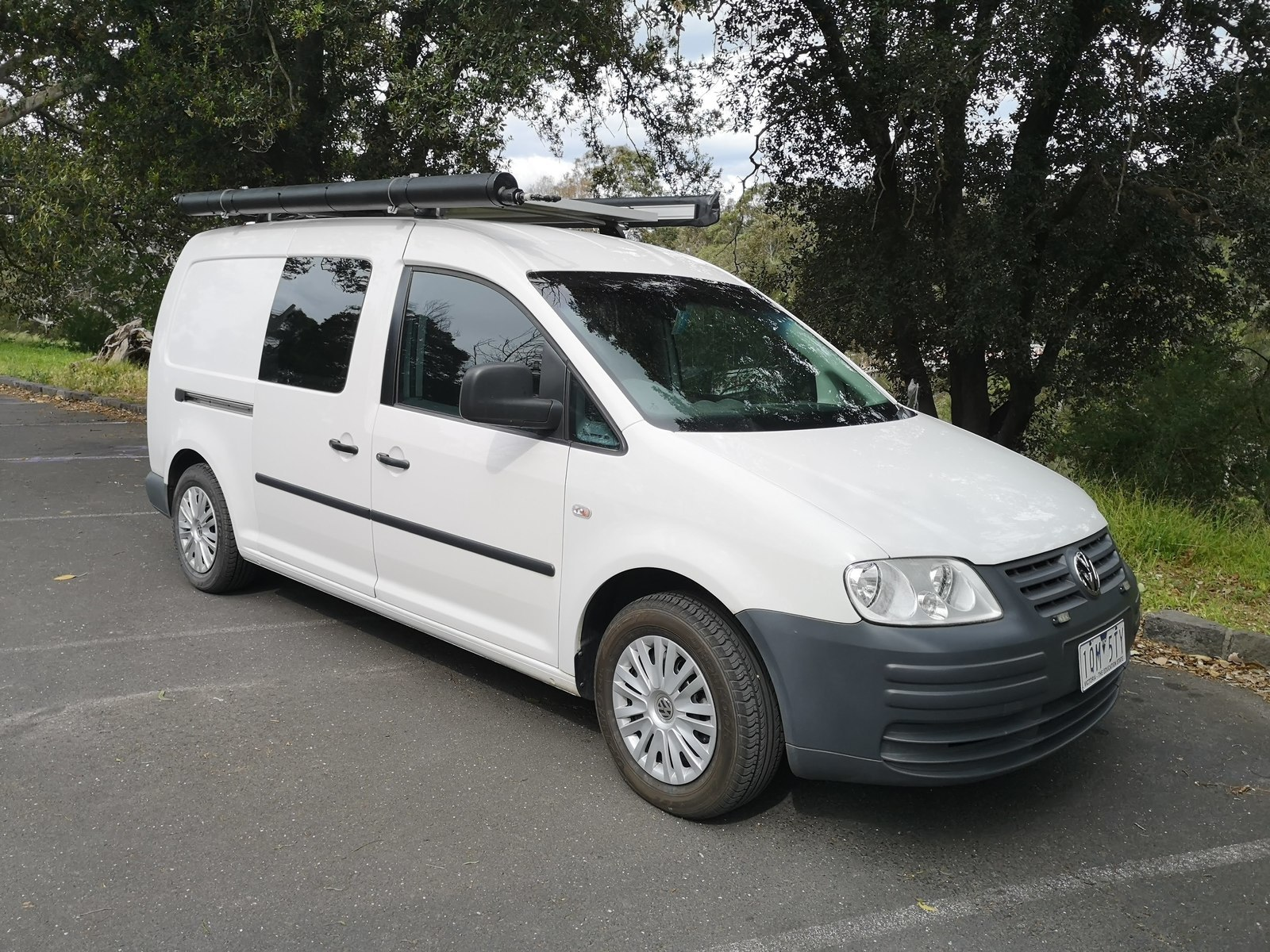 Campervan For Hire In Richmond Vic From 65 0 Swiss Army