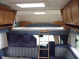6 Berth Luxury Motorhome  - Image #9
