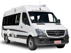 CURRENT SPECIAL - 5 Star COUPLES RETREAT Motorhome - Brisbane - Image #13