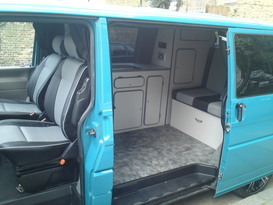 VW Transporter (T4) 2 Berth - Image #1