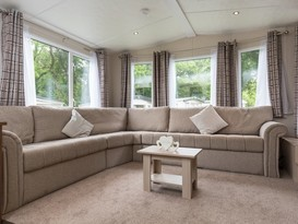 3 Bedroom Gold Caravan , Brynteg Holiday Park - Image #5
