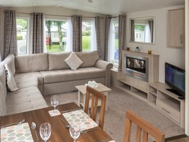 3 Bedroom Gold Caravan , Brynteg Holiday Park - Image #6