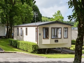 3 Bedroom Gold Caravan , Brynteg Holiday Park - Image #9