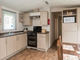 3 Bedroom Gold Caravan , Brynteg Holiday Park - Image #15