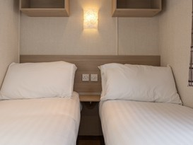 3 Bedroom Gold Caravan , Brynteg Holiday Park - Image #17