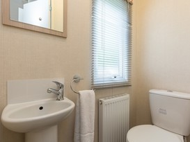 3 Bedroom Gold Caravan , Brynteg Holiday Park - Image #19