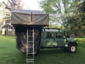'Tullulah' the Defender 130 Overlander - Image #4