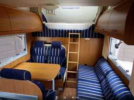 Luxury Burstner Argos 7 Berth - Image #5