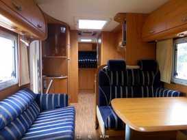 Luxury Burstner Argos 7 Berth - Image #12