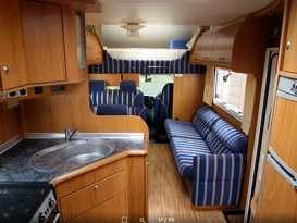 Luxury Burstner Argos 7 Berth - Image #13
