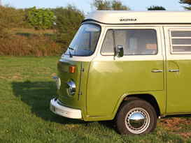 Olive - Classic VW Camper Van hire in Cornwall - Image #4