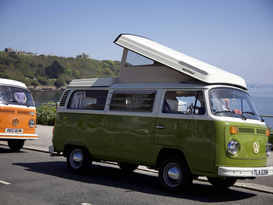 Olive - Classic VW Camper Van hire in Cornwall - Image #6