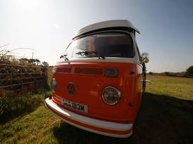 Blossom - Classic VW Camper Van hire in Cornwall - Image #1