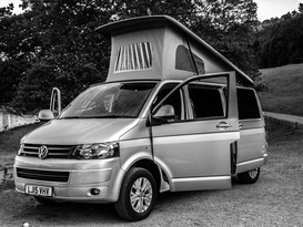 Unique luxury heated VW Campervan Lake Windermere - Image #9