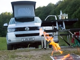 Unique luxury heated VW Campervan Lake Windermere - Image #15