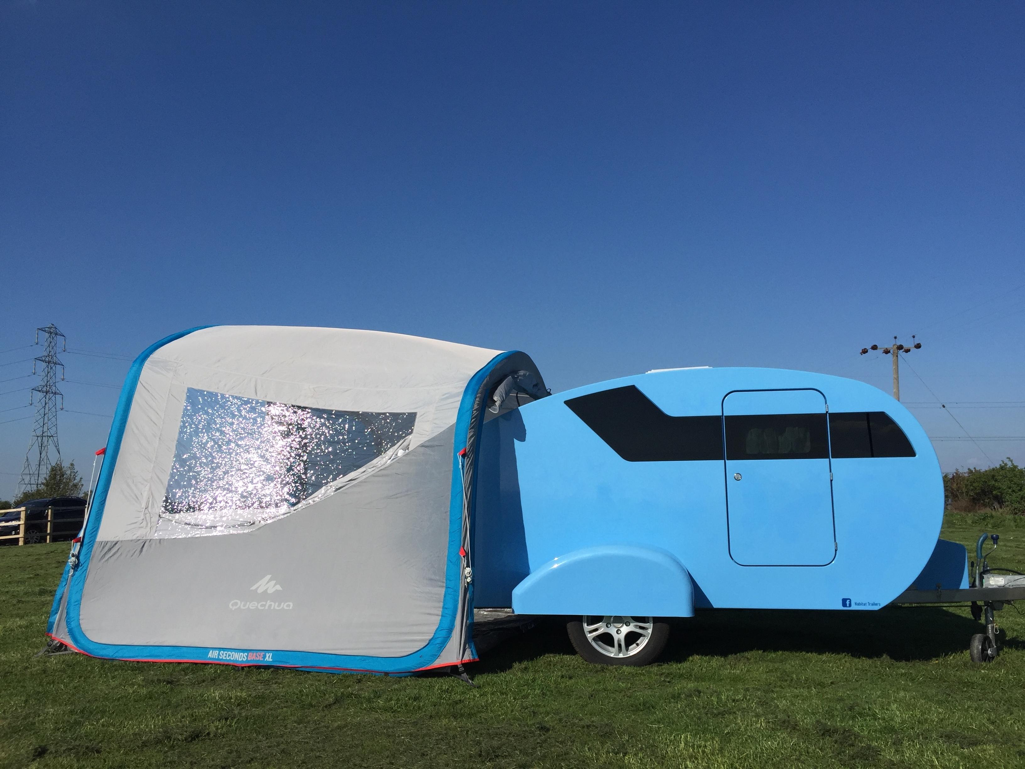 +85 Teardrop Camper Awning | Home Decor