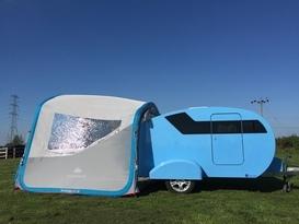 Teardrop Trailer Caravan - Image #5