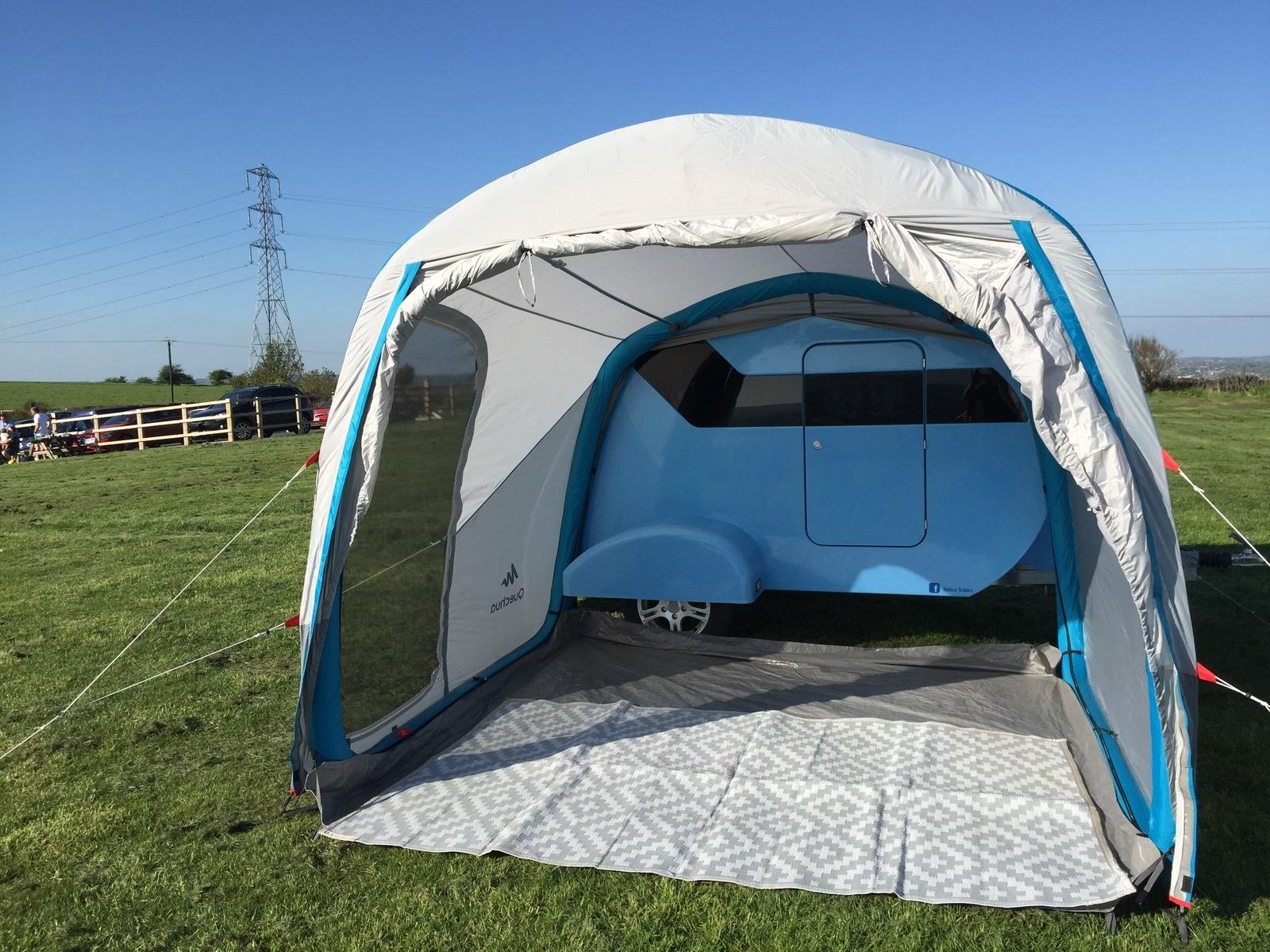 Caravan For Hire In Huddersfield From 163 40 0 Teardrop