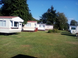 Lovely holiday caravan for hire - Image #2