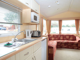 Pet Friendly Original 2 Bedroom Caravan - Image #2