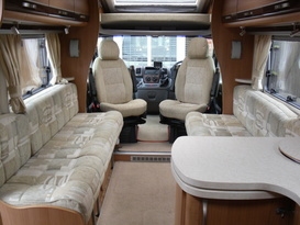 Luxury 2 berth Motorhome - Image #4