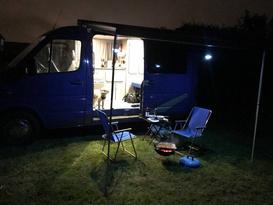Millie the Mercedes Campervan - Worthing/Brighton - Image #3