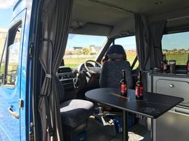 Millie the Mercedes Campervan - Worthing/Brighton - Image #4
