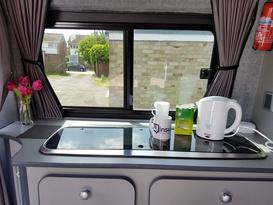 Millie the Mercedes Campervan - Worthing/Brighton - Image #6