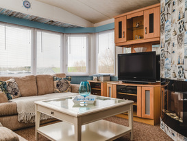 Ocean Blues Retreat- Nautical Themed Static Caravan Sleeps Six in Total - Image #6