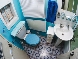 Ocean Blues Retreat- Nautical Themed Static Caravan Sleeps Six in Total - Image #7