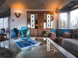 Ocean Blues Retreat- Nautical Themed Static Caravan Sleeps Six in Total - Image #8